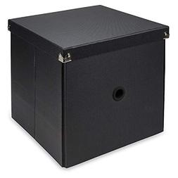 Samsill Pop n' Store Decorative Storage Box with Lid, Coll