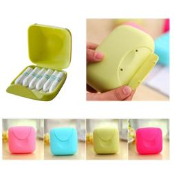 Portable Women Tampons Storage Box <font><b>Holder</b></font
