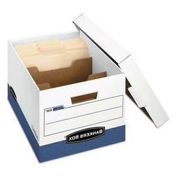 Bankers Box R-Kive Maximum Strength Storage Box, Letter/Lgl,