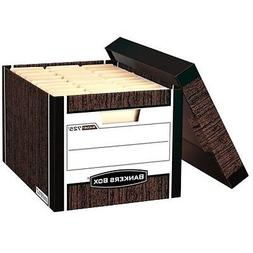 R-KIVE Heavy-Duty Storage Boxes, FastFold, Lift-Off Lid, Let