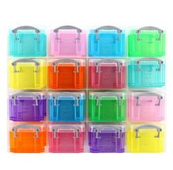 Really Useful Box 16 Storage Organisers 0.14 Litre - Color: