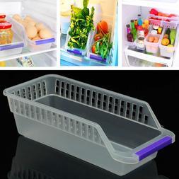 Refrigerator Storage Basket Box Home Kitchen Can Beverage Or