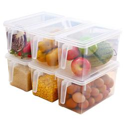 Refrigerator Storage Box Kitchen Accessories Food Container