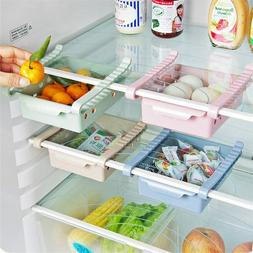 Refrigerator Storage Box Kitchen Accessories Space-saving Ca