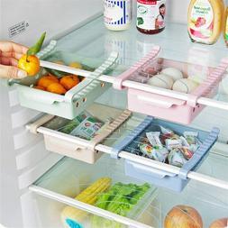 Refrigerator Storage Box Kitchen Accessories Space-saving Ca