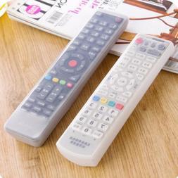Silicone TV Remote Control Cover Air Condition Control Case