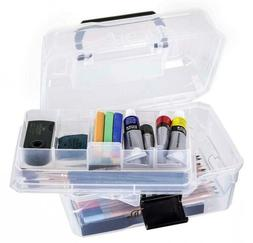 ArtBin Small Project Box-Translucent, 6890AG