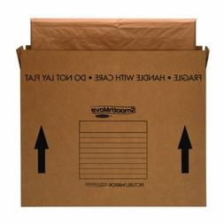 Bankers Box SmoothMove TV/Picture/Mirror Moving Box, Large,