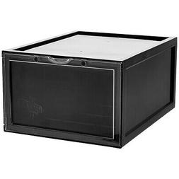 Crep Protect Sneaker Storage Box Black/Clear Unisex Shoe Sto