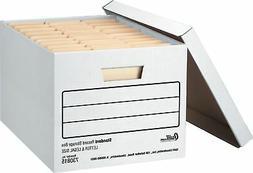 Fellowes Standard Medium Duty Storage Boxes Letter/Legal Siz