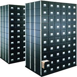 Bankers Box StaxonSteel Storage Drawers, Letter, 6 Pack