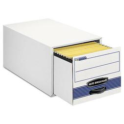 Bankers Box Stor/Drawer Steel Plus - Card - TAA Compliant FE