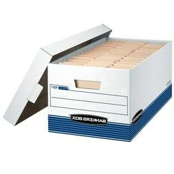 Bankers Box® Stor/File™ 65% Recycled Storage Boxes, Lift-