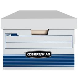 Bankers Box Stor/File Extra Strength Legal, 4-Pack