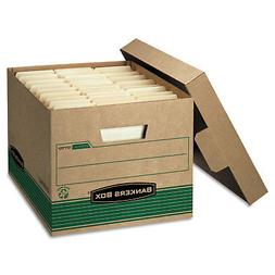 Bankers Box STOR/FILE Extra Strength Storage Box Letter/Lega