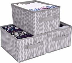 Storage Bin for Shelves, Fabric Closet Organizer Shelf Cube