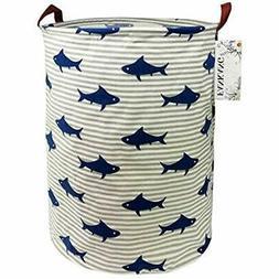 Storage Bins & Boxes FANKANG Bins, Nursery Hamper Canvas Lau