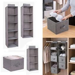 Storage Box Drawer Clothes Organizer Socks Bra 1-5Layers Sto