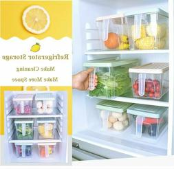 Storage Box Storage Contain Sealed Home Organizer Food Conta