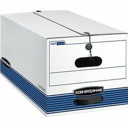"Fellowes Storage Boxes String/Button Ltr 500 lb 12""x24""x10"""