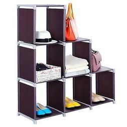 Storage Cube Organizer Closet Maid 6 Closet Stacker Clothes