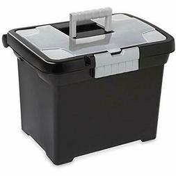 Storage File Boxes TrueCraftware Portable Office For Hanging