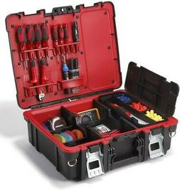 Keter Technician Portable Tool Box Organizer for Small Parts