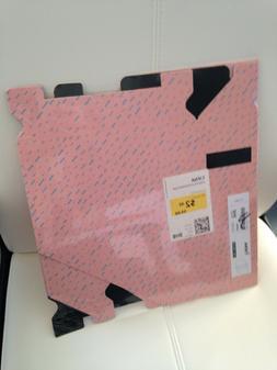 Ikea Tjena Folding Storage Files Pink  New