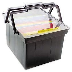 Advantus TLF2B Companion Portable File  Legal/Letter  Plasti
