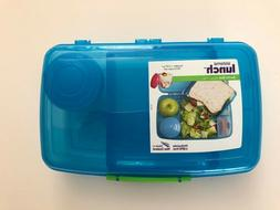 Sistema To Go Collection Bento Box for Lunch and Food Storag