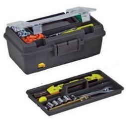 Tool Box Portable Storage Container Organizer Tray Plastic S