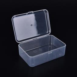 Transparent Plastic <font><b>Storage</b></font> <font><b>Box