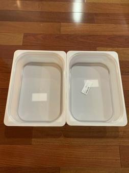IKEA Trofast Storage Box Bin White