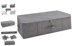 Under Bed Storage Container, Underbed Shoe Storage Organizer