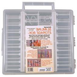 Sulky Universal Slimline Storage Box Empty-15X15X3 When Clos
