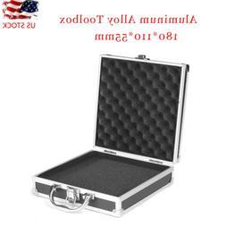 US~Tool Box Organizer Case Safety Storage Toolbox Holder Por