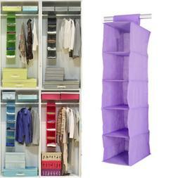 USA Drawer Shelves Hanging Wardrobe Organizer Storage Box Sh