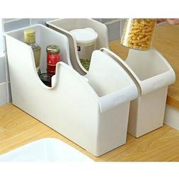 Utility Kitchen Accessories Storage Basket Organizer Pot Hol