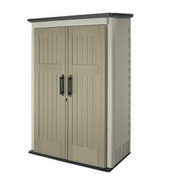 Rubbermaid 3 ft. x 4 ft. Large Vertical Sheds Garage Outdoor