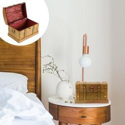 Vintage Wooden Decorative Trinket Small Boxes Storage Jewelr