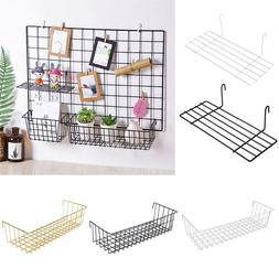 Wall Decoration Iron Frame Hanging Rack Wall Display <font><