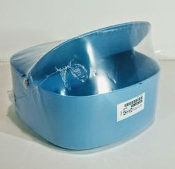 Ikea YPPERLIG Box with Lid Storage organize 6 x 6 x 5 Blue 3